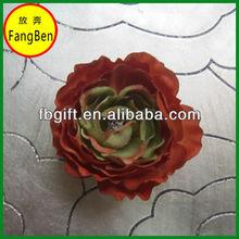 artificial flower heads decorative artificial flower shop table wedding decoration (FB-F1219)