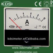 DC 0-10A amperemeter,reometer, high current test set