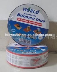 factory: 1.2mm self adhesive aluminium bitumen roll, flashing tape, bitumen flashing band