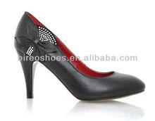Women large size shoes 42 to 46 women plus size shoes women pumps fashion shoes high heels( style no. WP022137)