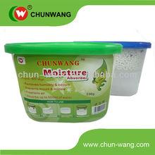Free DMF Croc Odor Moisture Absorber Calcium Chloride 500ml