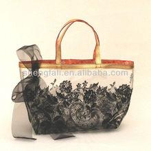 Fashion pvc bag,plastic shipping bag