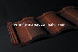 Stone Coated Metal Roof (VENETO) / metal roofing / steel roofing / metal roofing supplier