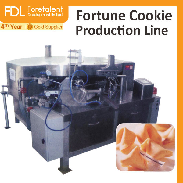 automated fortune cookie machine maker
