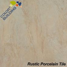 commercial glazed porcelain tile rustic sand style