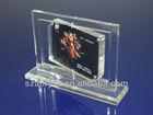 Free rotation acrylic magnetic photo frames