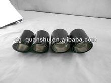 exhaust carbon fiber tips