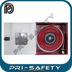 "En671 American type fire hose rack/ spanish fire hose reel 1""x30m LPCB"