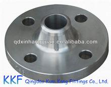 carbon steel weld neck reducing flange