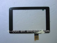 "Original new touch screen for 7"" 7 inch Mediapad S7-301u Tablet PC touch digitizer outer glass lens replacement"