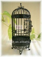 Durable chrome pet cage