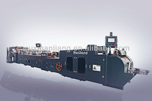 HD-430 SHEET FED PAPER CARRY BAG MAKING MACHINE