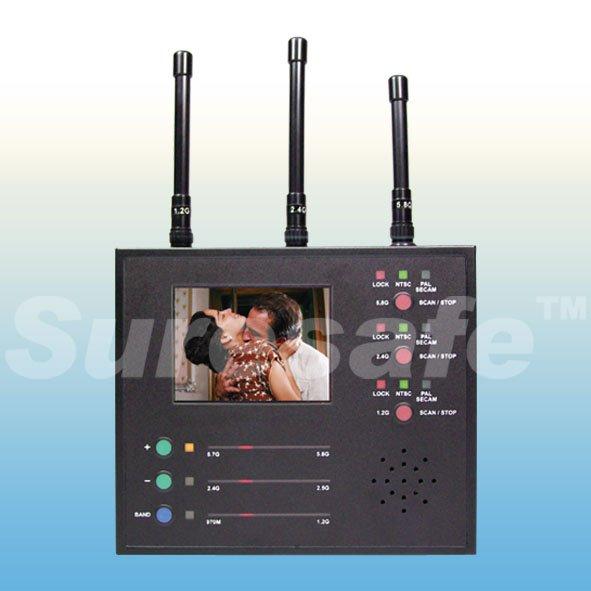 1.2 Ghz Wireless Camera