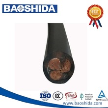 Rubber Insulated Sheath Mining Flexible Cable