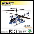 udirc 4ch de longo alcance do helicóptero do rc com giroscópio u25