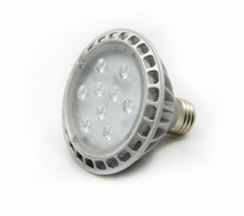 high power 11w led spotlights UL led par30 Energy star led bulb short neck par30