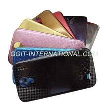 for Samsung s4 Pandamimi Luxury Aluminum Chrome Case Cover