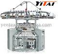 yitai alta velocidade de tricô sem costura máquina de tecidos de roupa que faz a
