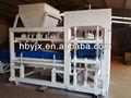 De ladrillo hidráulico de equipo para la producción qtj6-15