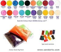 Colour / Color Sand