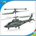 canal 3 helicóptero con el girocompás helicóptero de radio control rc mini helicóptero