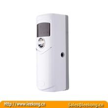 Light sensor aerosol dispenser air freshener perfume imitation
