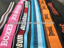 Custom Nylon Band for underwear