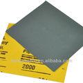 3m qualité du papier abrasif
