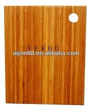 Big square bamboo cutting board