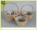 cestas de vime baratos artesanal artesanato