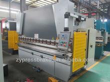4 roll plate bending machine/hydraulic press brake