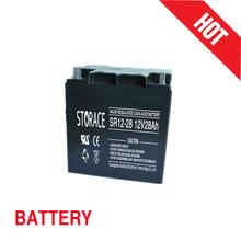lead acid battery 12v 28ah accumulator battery