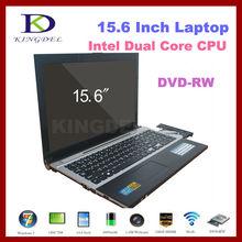 "Top 15.6"" Laptop with Intel 1037U Celeron Notebook Dual Core 1.86Ghz, 4GB/640GB,DVD-RW,WIFI, Webcam, Bluetooth,1080P HDMI"