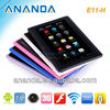 Cheapest A13 pc tablet/Andriod Tablet