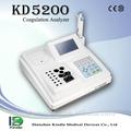 test rapido kd5200 coagulometro