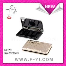 Simple shiny style eyeshadow case