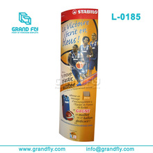 Basketball Promotion POP Cardboard Totem Stand