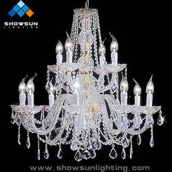 Traditional Cristal lighting