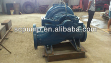 Single stage double suction centrifugal pomp