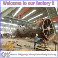 Sludge calcining rotary kiln with ISO quality