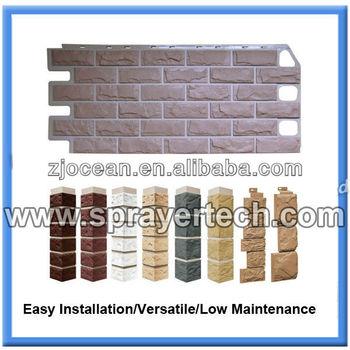 Waterproof Bathroom Boards Faux Stone Panels
