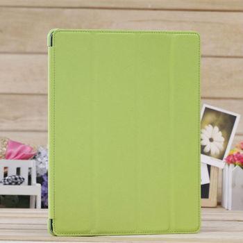 Fold leather belk case for ipad 2/ipad 3/ipad 4