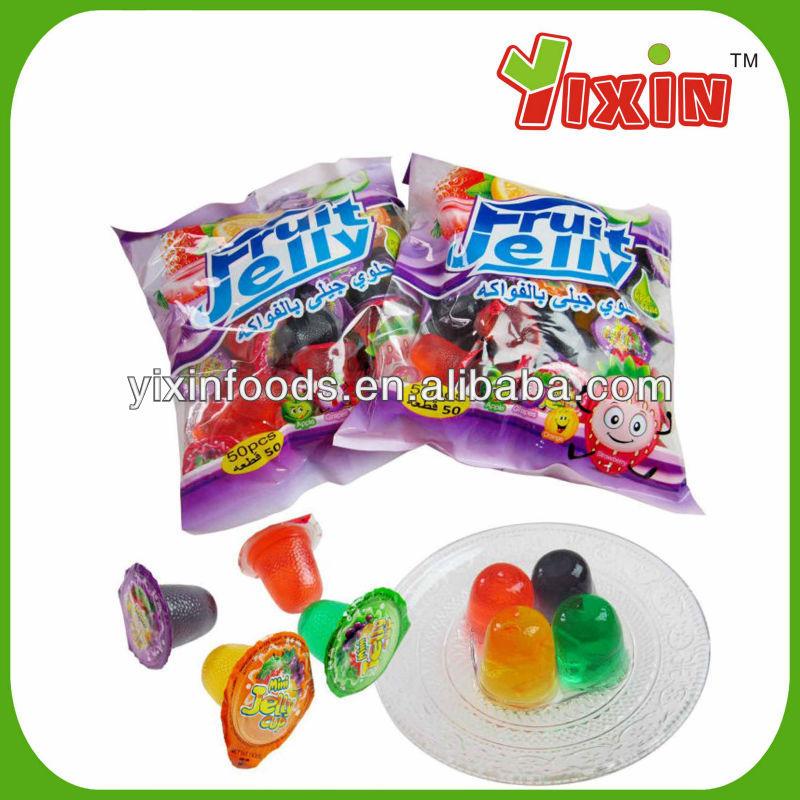 Fruit Jelly Cups Recipe Mini Fruit Cup Jelly