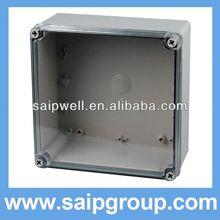 IP65 abs/pc box pcb plastic enclosures DS-AT-2020-S(200*200*95)