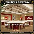 popular de la joyería escaparate de la exhibición de la joyería para almacenar