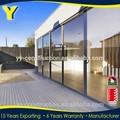 design e construção de sydney mostram padrões australianos de alumínio porta deslizante