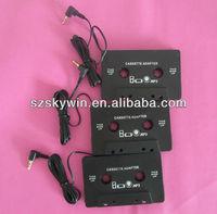 3.5mm Near WHITE / BLACK cassette adapter