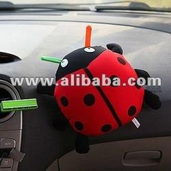 bamboo charchaol Car Air Freshener