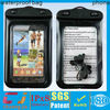 pvc waterproof cellphone pouch for samsung galaxy