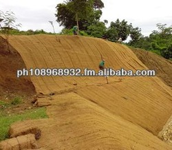Coconet for Slope Protection